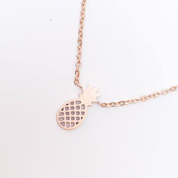 Hawaiian Pineapple Necklace