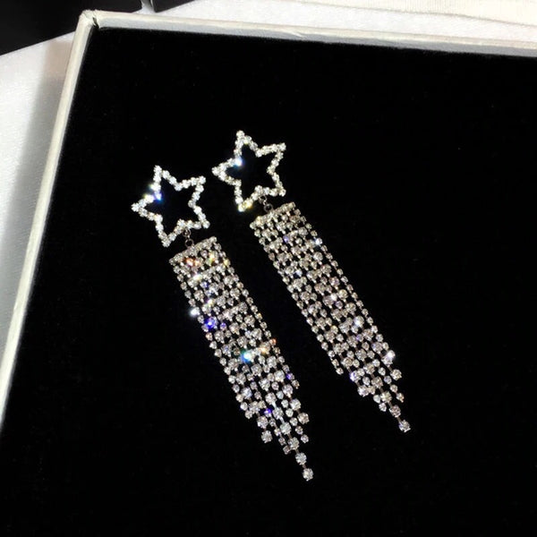 Night Star Earrings- RESTOCKED! - The Songbird Collection