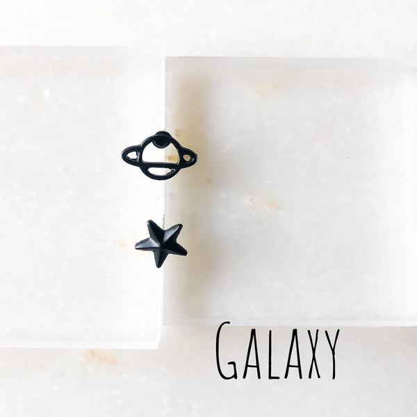 Mini Night Sky Earrings - The Songbird Collection