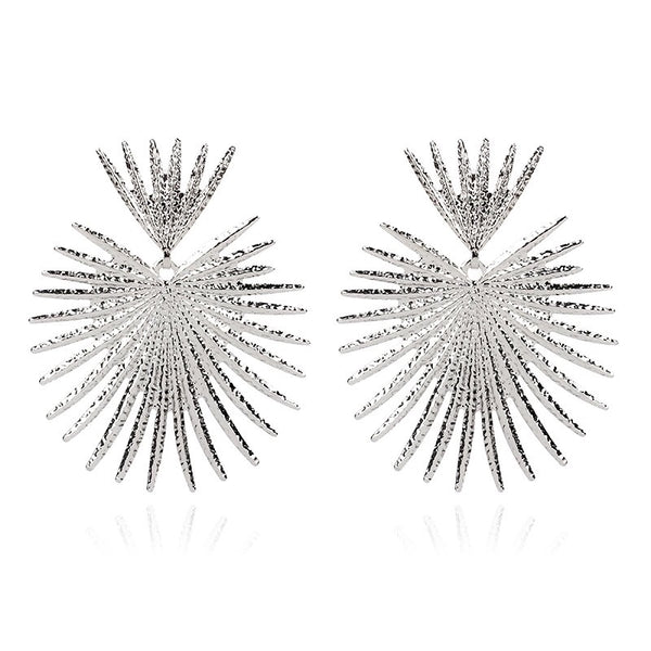 Sunburst Statement Earrings - LOW STOCK! - The Songbird Collection