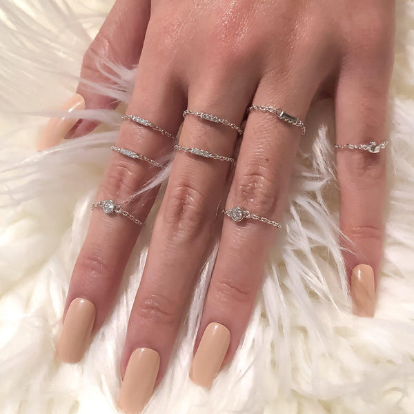 Lyra Sterling 925 Silver Ring - HURRY! Selling out fast! - The Songbird Collection