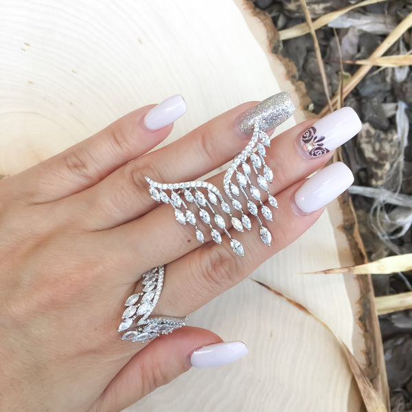 Grace Chandelier Ring - The Songbird Collection