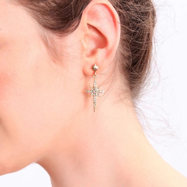 Lumira Asymmetric Earrings