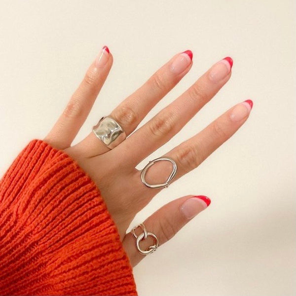 Keilani 925 Silver Ring - 5 LEFT!