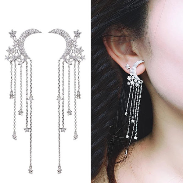 Moonlight & Starfall Earrings - RESTOCKED!