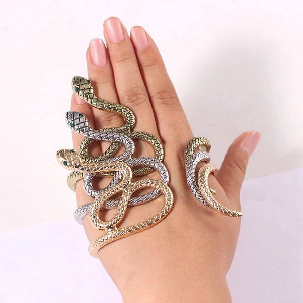 Serpent Hand Wrap - RESTOCKED! - The Songbird Collection
