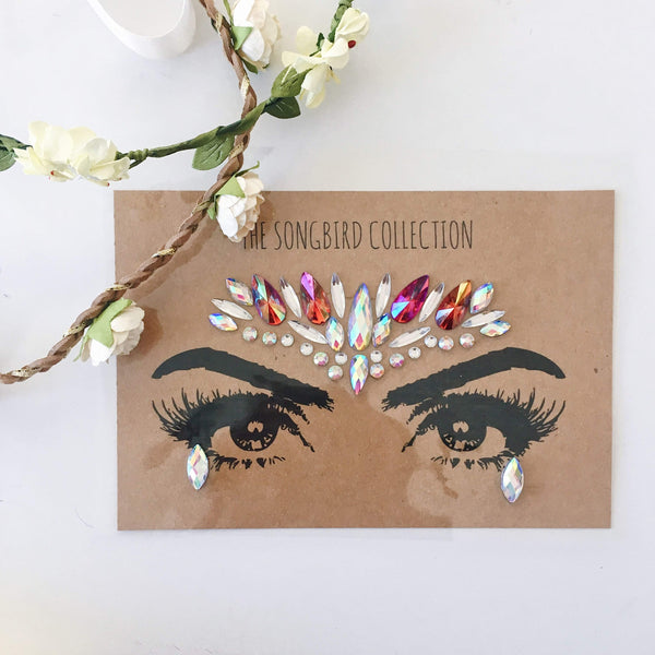 Shimmer and Shine Face Jewels - 7 COLORS $5 OFF!! - The Songbird Collection
