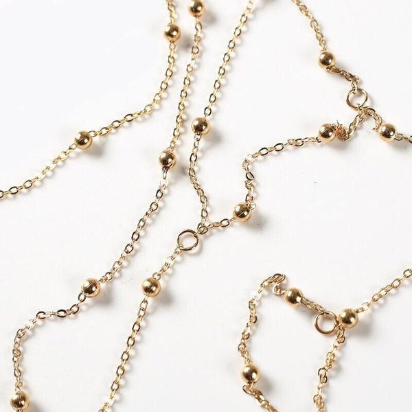 Peek-a-boo Body Chains - Yay! RESTOCKED!! - The Songbird Collection