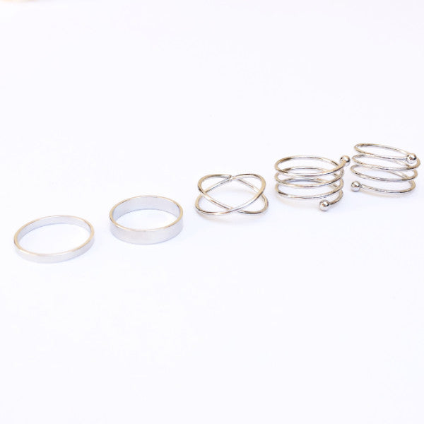 Stack'em Up Rings  - LOW STOCK! - The Songbird Collection