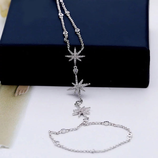 North Star Hand Chain - 3 IN STOCK! - The Songbird Collection
