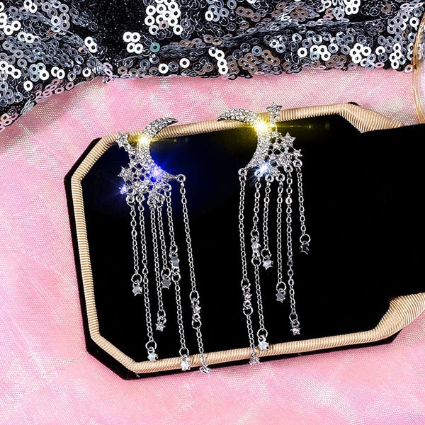 Moonlight & Starfall Earrings - Hurry! Just a FEW LEFT!! - The Songbird Collection