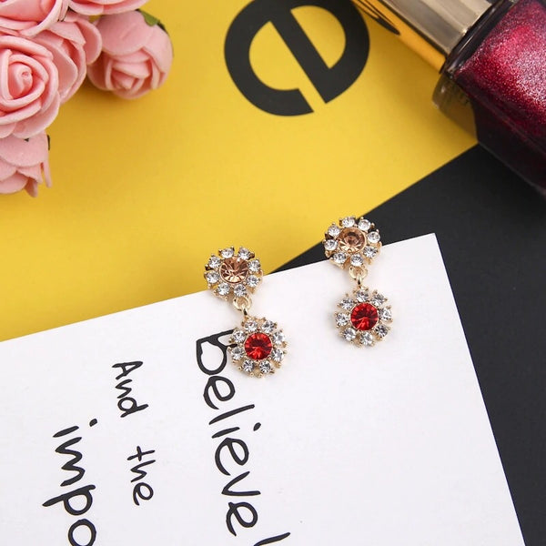 Sugar Plum Earrings - The Songbird Collection