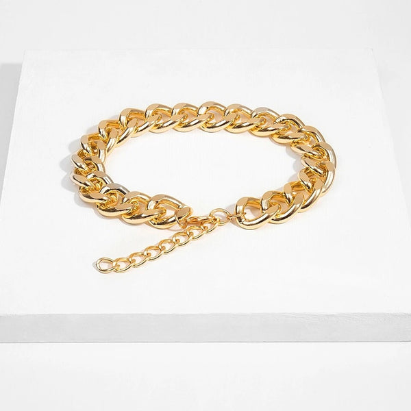 La Cubana Chunky Chain Necklace - LOW STOCK! - The Songbird Collection