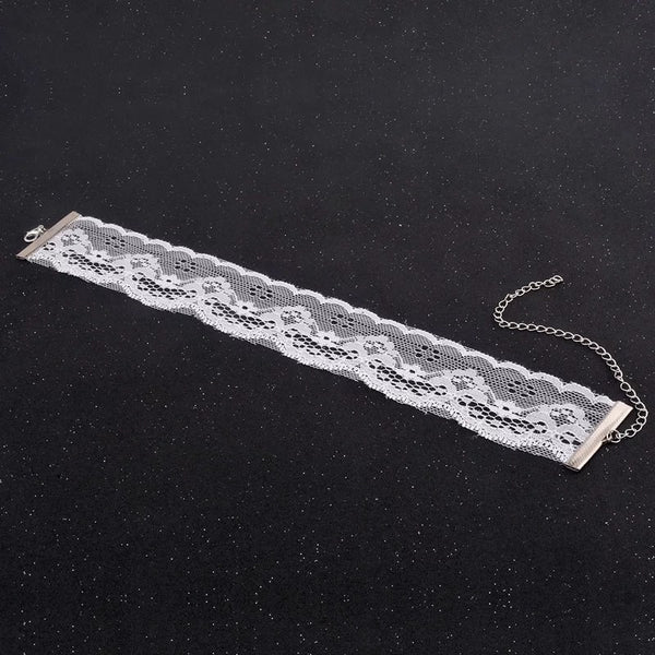 Alexis Lace Choker - The Songbird Collection
