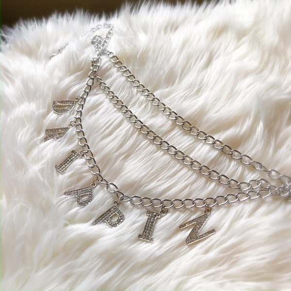 DRIPPIN Glam Belly Chains - The Songbird Collection