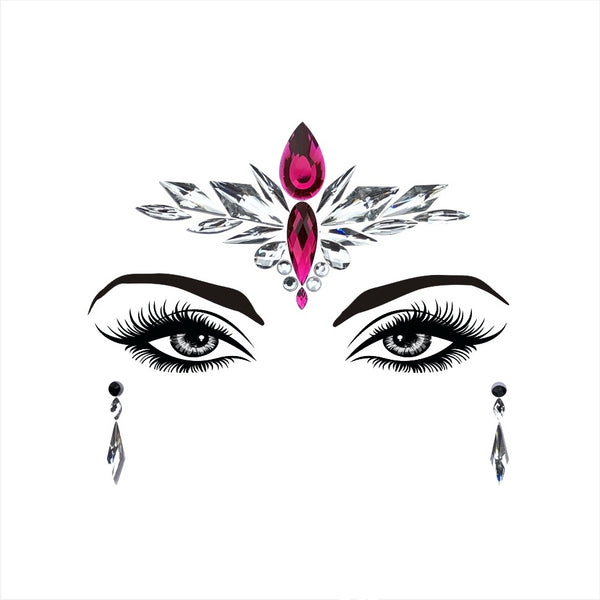 Amidala Face Gems - 7 Colors! Hurry! Selling out FAST!! - The Songbird Collection
