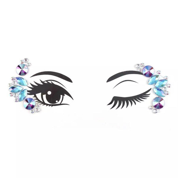 Face + Eye Pop Jewels - The Songbird Collection