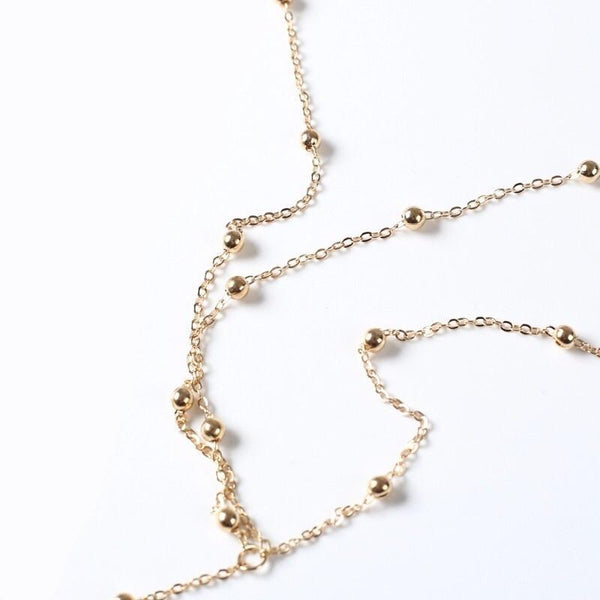 Peek-a-boo Body Chains - LOW STOCK! - The Songbird Collection