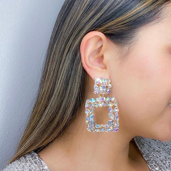 Crysta Brilliance Statement Earrings - 5 Choices! LOW STOCK!! - The Songbird Collection