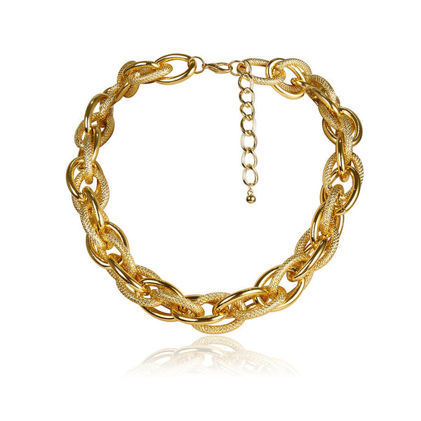 Venice Chain Link Necklace