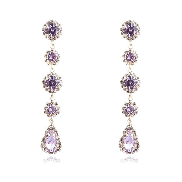 Grace Kelly Earrings in 2 Colors - The Songbird Collection