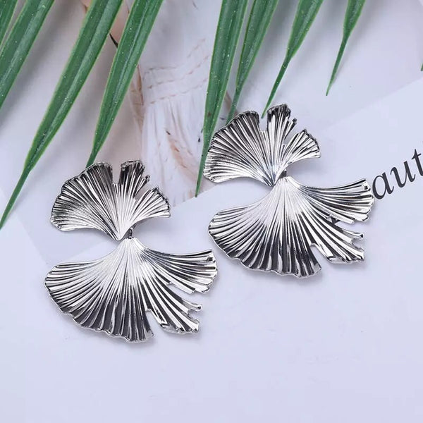 Wisdom Leaf Earrings - LOW STOCK! - The Songbird Collection