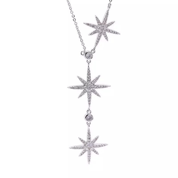 North Star Necklace - 8 LEFT! Hurry!! - The Songbird Collection