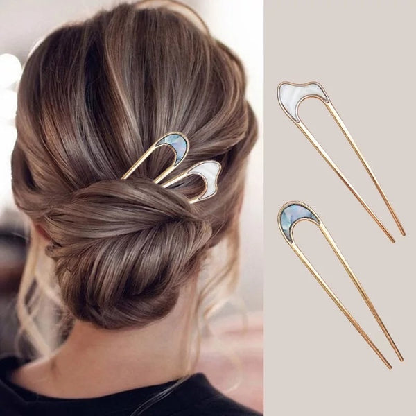 Enzo Hair Sticks - 6 Styles LOW STOCK!