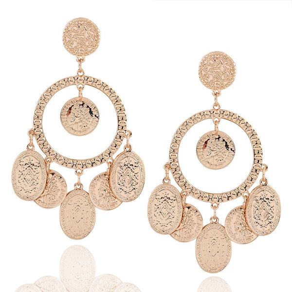 Alessandra Chandelier Earrings - 4️⃣ LEFT! - The Songbird Collection