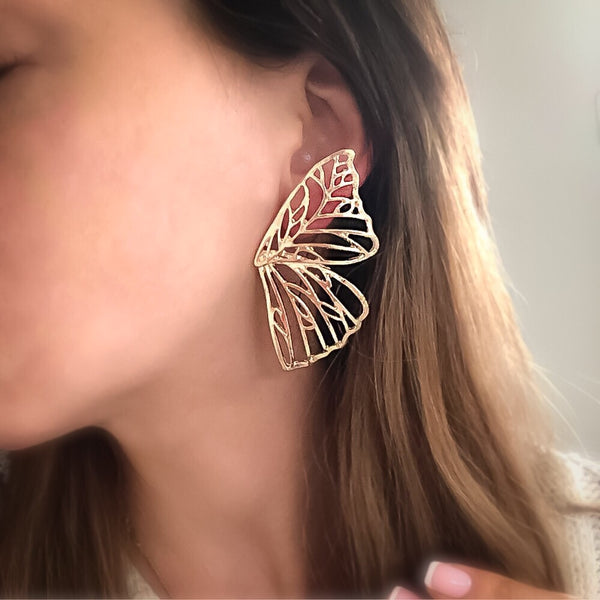 Monarch Butterfly Earrings - 2020 Best Seller!! - The Songbird Collection