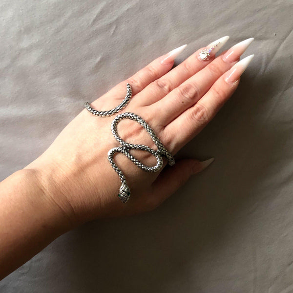 Serpent Hand Wrap - The Songbird Collection