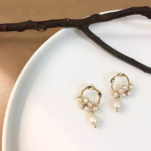 Promise Freshwater Pearl Earrings - Hurry! Only 3️⃣ left!!