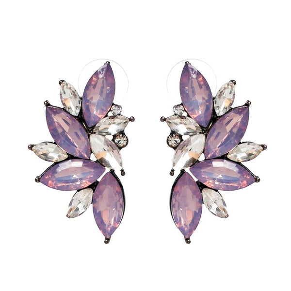 Pixie Crystal Earrings - 4 Colors! LAST CHANCE!! - The Songbird Collection