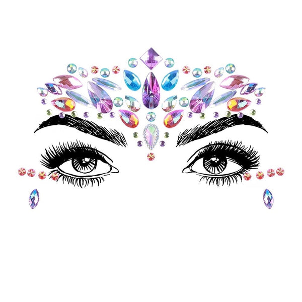 Candy Face Gems - 10 Designs! - The Songbird Collection