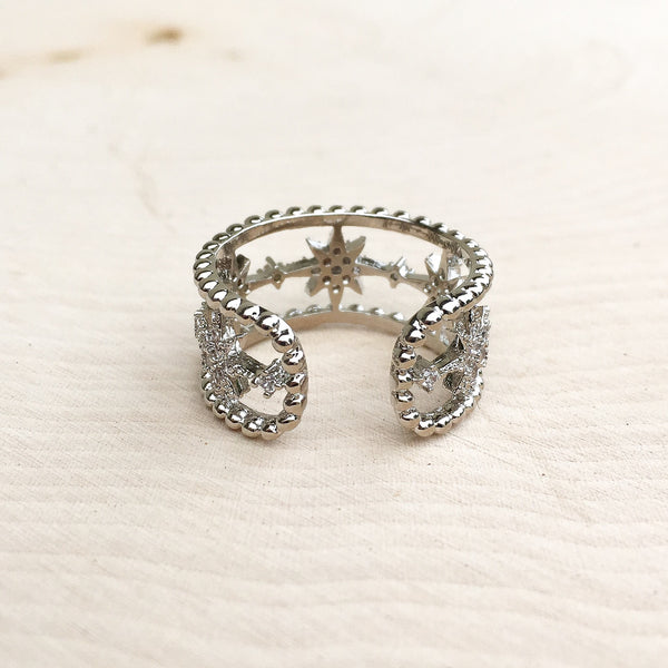 Starlight Ring - HURRY! Only a couple left! - The Songbird Collection