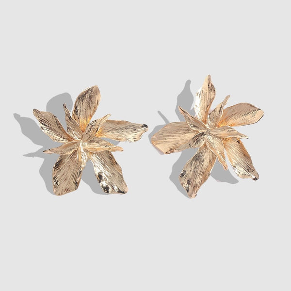 Calla Statement Earrings - The Songbird Collection