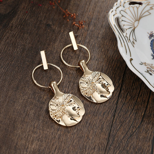 Dea Dorata Earrings Collection - The Songbird Collection