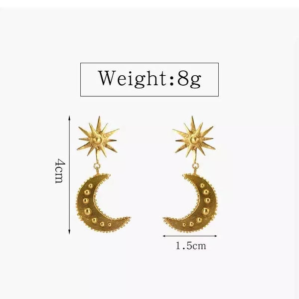 Celestial Eye Earring Collection - 4 Styles! Last Chance! - The Songbird Collection