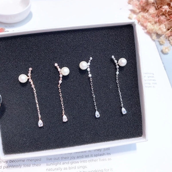 Ailee Earrings - The Songbird Collection