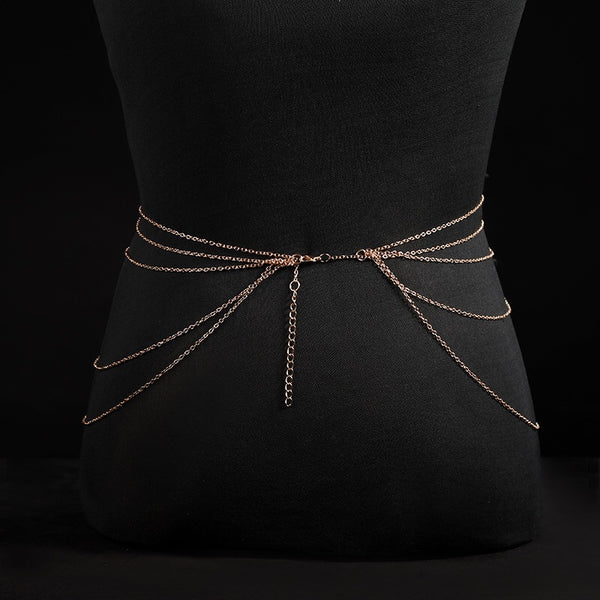 Little Minx Belly Chains - The Songbird Collection