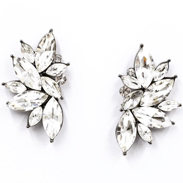 Pixie Crystal Earrings - The Songbird Collection
