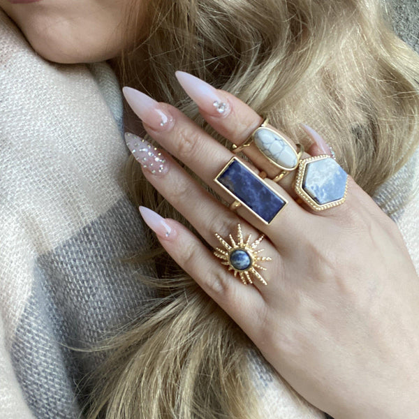 Marbled Ring Collection - The Songbird Collection