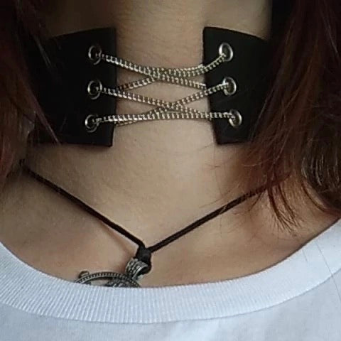Shay Corset Choker - LAST CHANCE! - The Songbird Collection