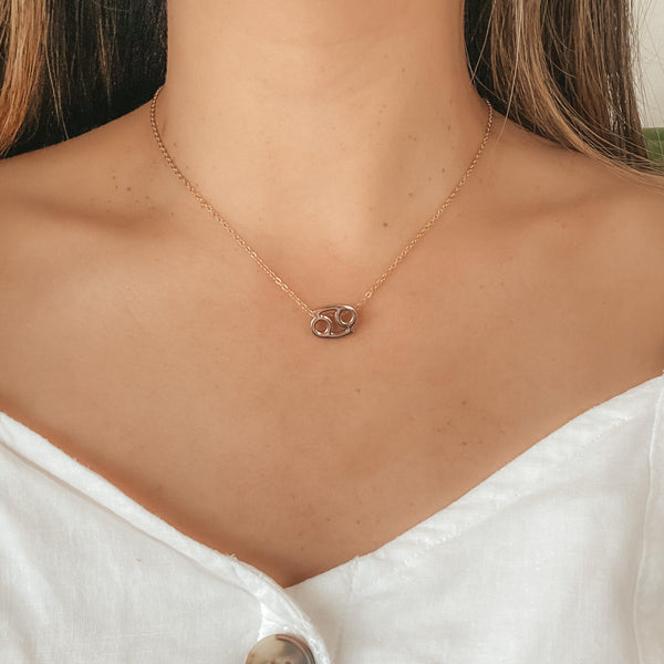 Star Sign Necklace - The Songbird Collection