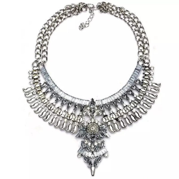 Shaya Maxi Statement Necklace- RESTOCKED!