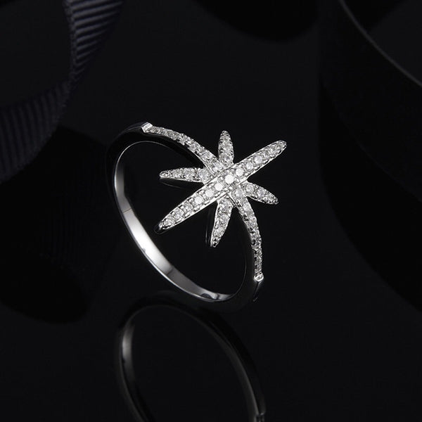 Star Ring - Astro Muse Collection - Sizes Selling Out! - The Songbird Collection