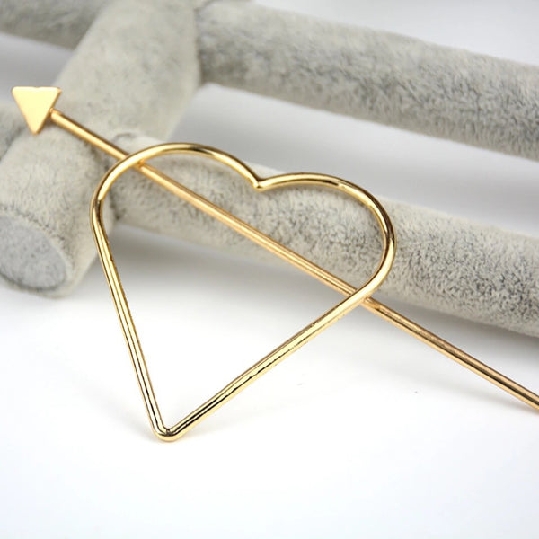 Cupid Hair Pin - RESTOCKED!! - The Songbird Collection