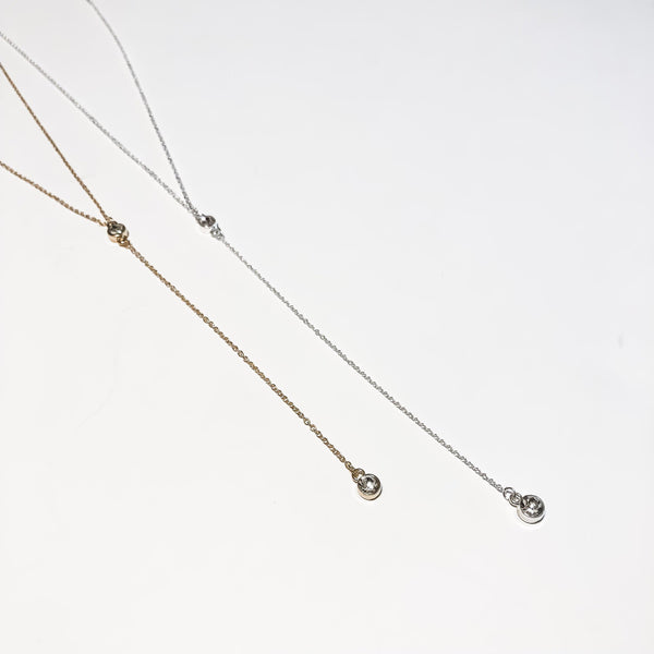 Karis Back Drop Necklace - The Songbird Collection