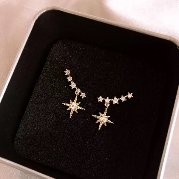 North Star Ear Crawlers - LOW STOCK! - The Songbird Collection