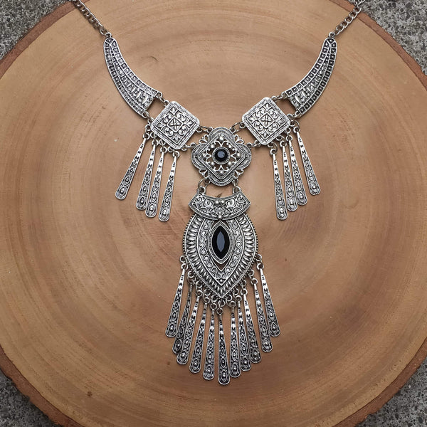 Coachella Statement Necklace - Low Stock! - The Songbird Collection
